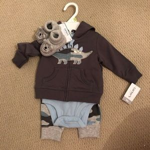 NWT Carters set 3 months
